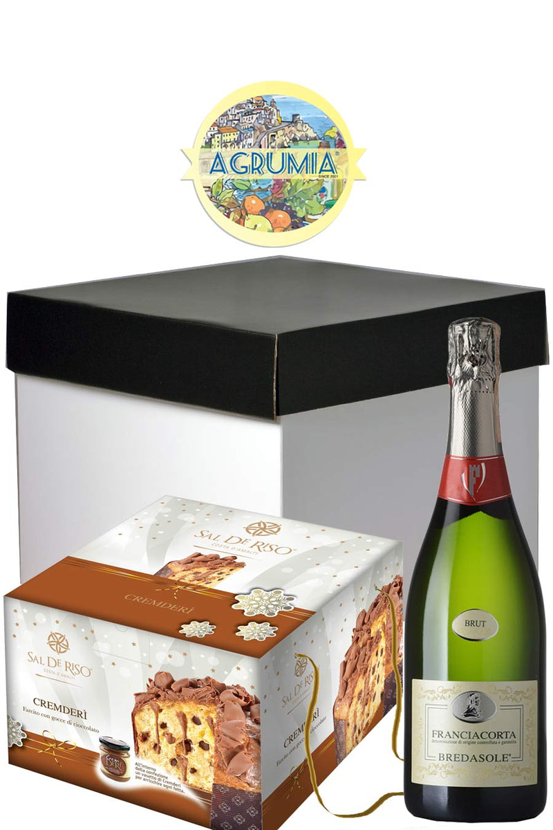The Italian Gourmet Christmas Hamper - Agrumia