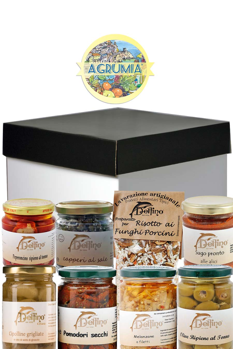 The Italian Antipasti Hamper