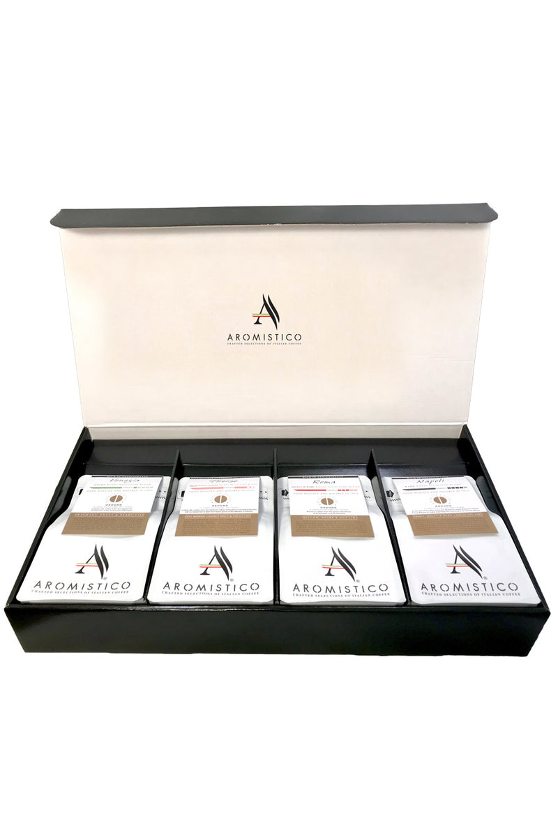 Aromistico Coffee Gift Hamper Classic Selection