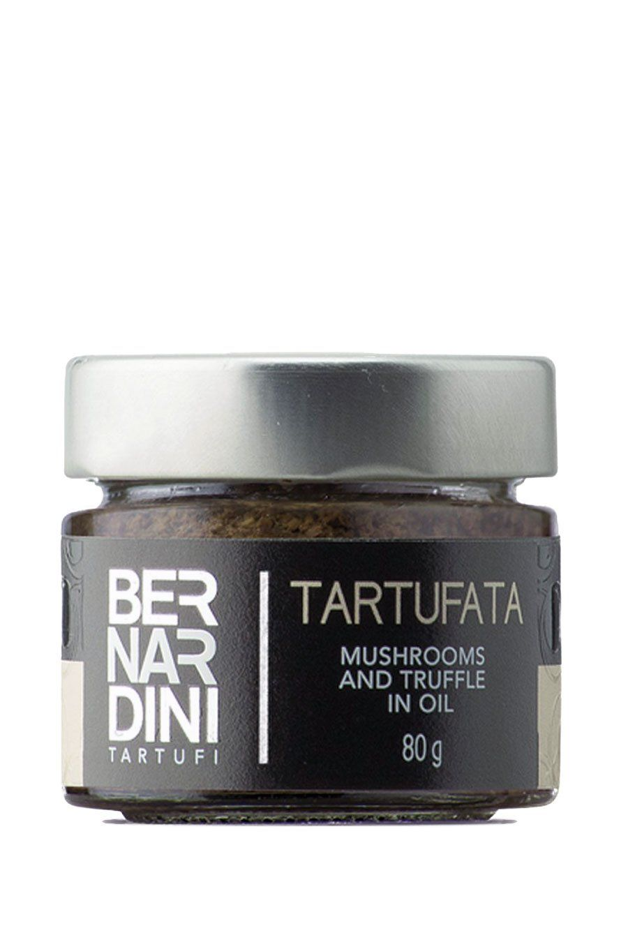 Mushrooms and truffle in oil 80g - Agrumia