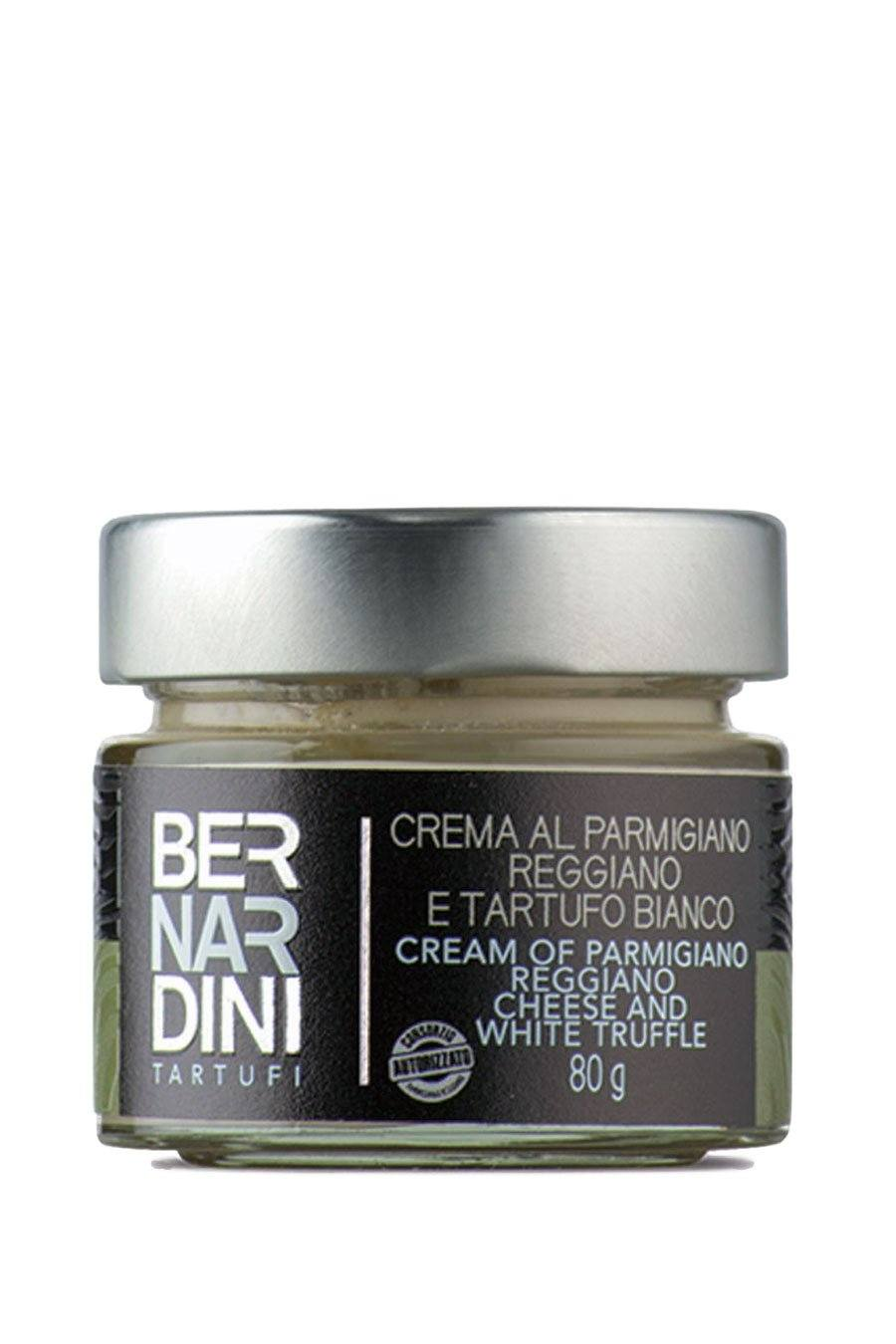 Cream of Parmigiano Reggiano Cheese and White Truffle 80g - Agrumia