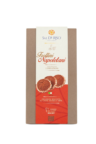 Sal De Riso Neapolitan Coffee Biscuits 200g - Agrumia