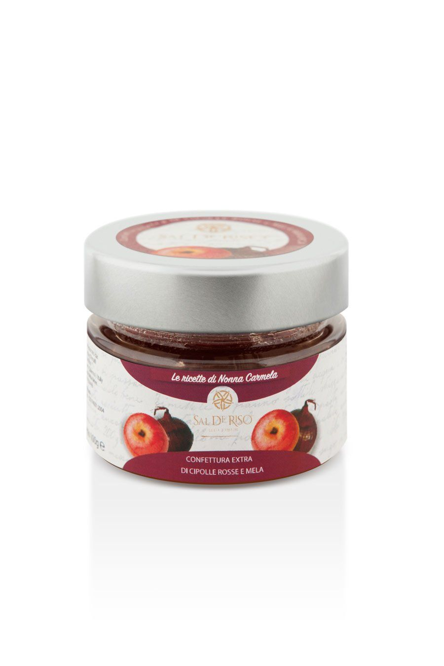 Extra Jam with Red Onions and Apple Melannurca Campana 100g