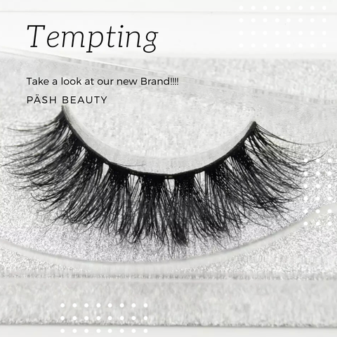 Tempting Mink Lashes - PASH BOUTIQUE