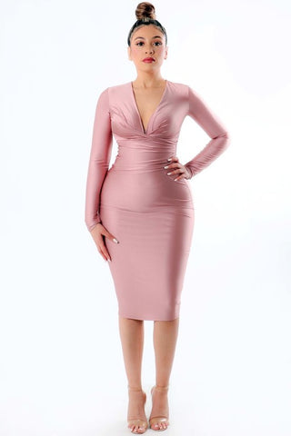 Muava Bodycon - PASH BOUTIQUE