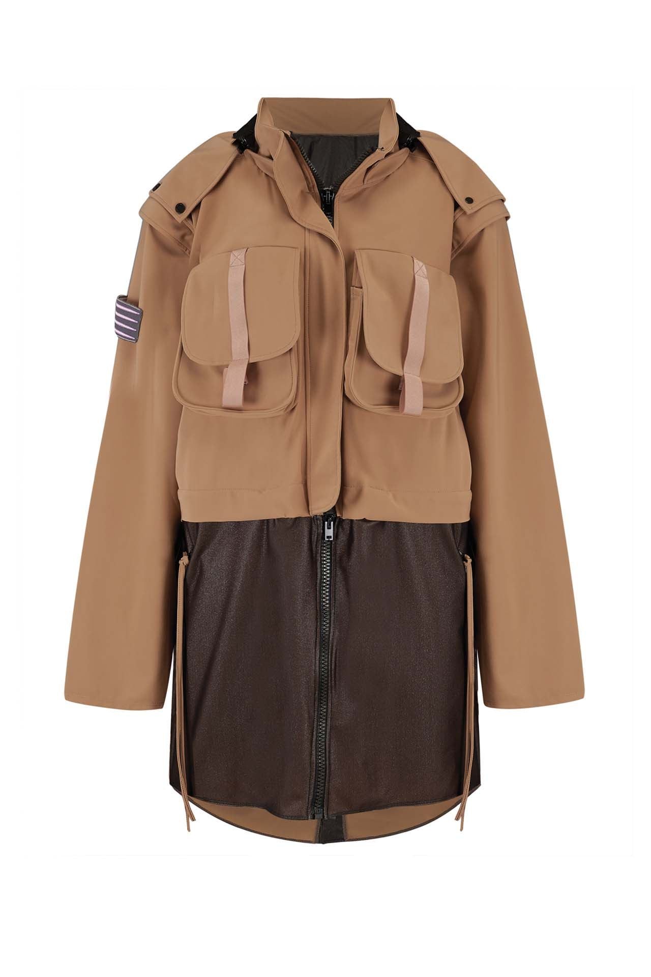 RENEGADE CONVERTIBLE PARKA