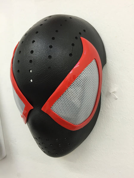 Miles Morales (Mrk III) Spider-Man FaceShell & Magnetic Frames