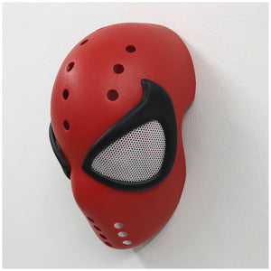 Textured Miles (Mk II) Spider-Man FaceShell & Magnetic Frames