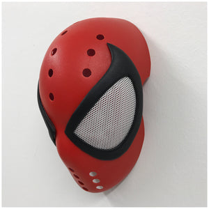 Textured Bagley Spider-Man FaceShell & Magnetic Frames