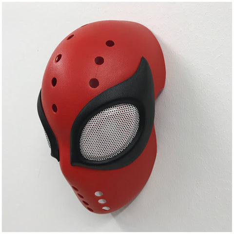 Textured Superior (Mk I) Spider-Man FaceShell & Magnetic Frames