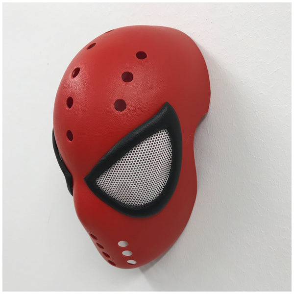 Textured TASM2 Spider-Man FaceShell & Magnetic Frames