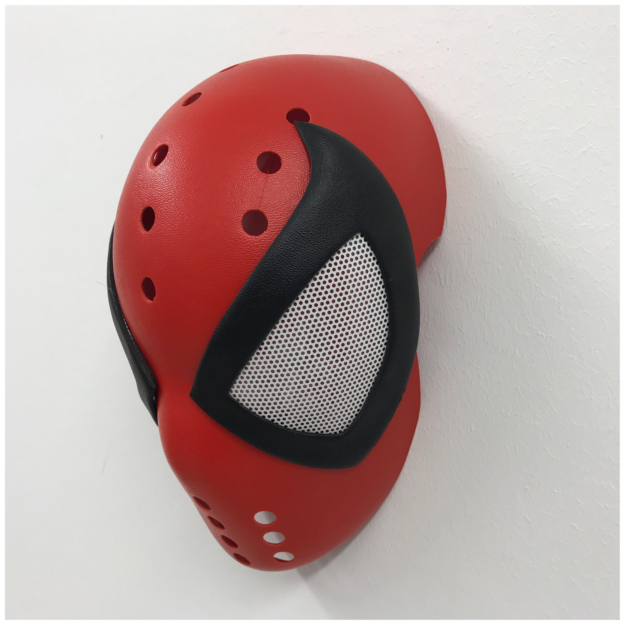 Textured Comic Spider-Man FaceShell & Magnetic Frames