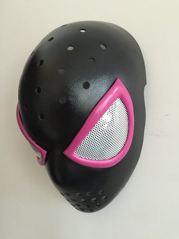 Gwen (pink) Spider-Girl FaceShell & Magnetic Frames