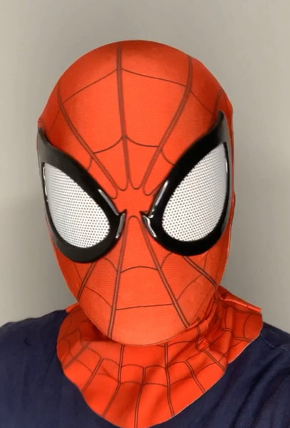 Ultimate (M-cartoon) Spider-Man FaceShell & Magnetic Frames