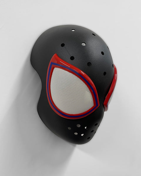 Into The Spider-Verse (Miles) FaceShell & Magnetic Frames