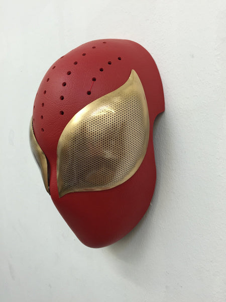Iron Spider-Man FaceShell & Magnetic Frames