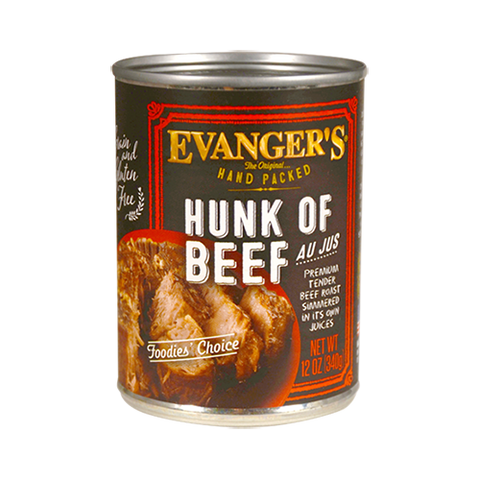 Evanger's Hunk Of Beef – Packed By Hand!