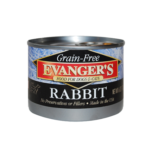Evanger's Grain Free Rabbit