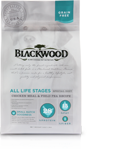 Blackwood Grain Free Chicken & Pea