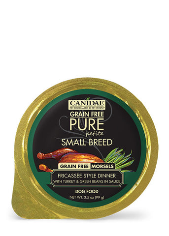 CANIDAE® GRAIN FREE PURE  PETITE® SMALL BREED