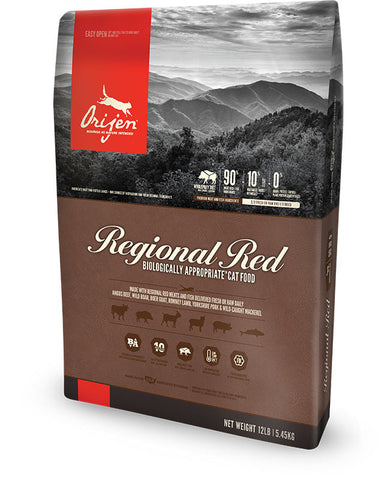 Orijen Regional Red Biologically Appropriate™ Food for Cats