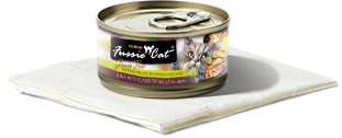 Fussie Cat Tuna with Clams
