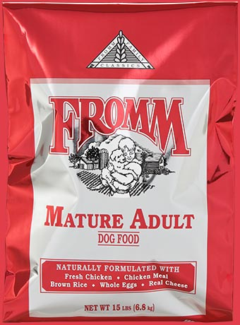 Fromm Mature Adult Dog