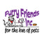 Gift card from Furry Friends Inc.