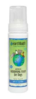 Earthbath Grooming Foam for Dogs