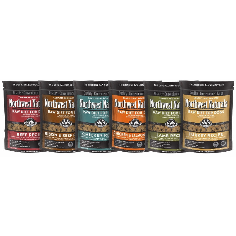 Northwest Naturals RAW Nuggets 0r Bulk for Dogs