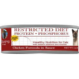 Restricted Diet Protein – Phosphorus Chicken Dinner for Cats