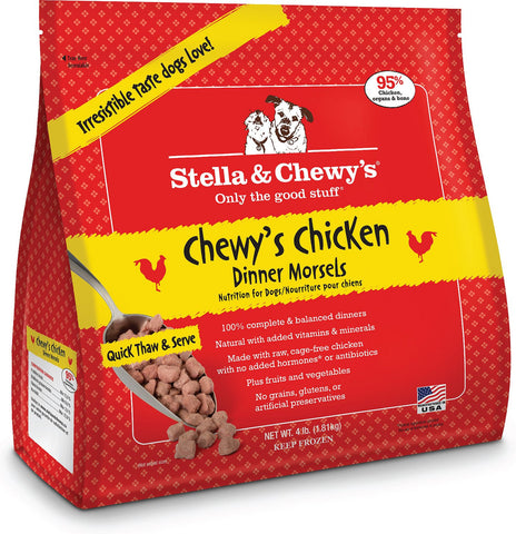 Stella & Chewy's Chicken Morsel Dinner