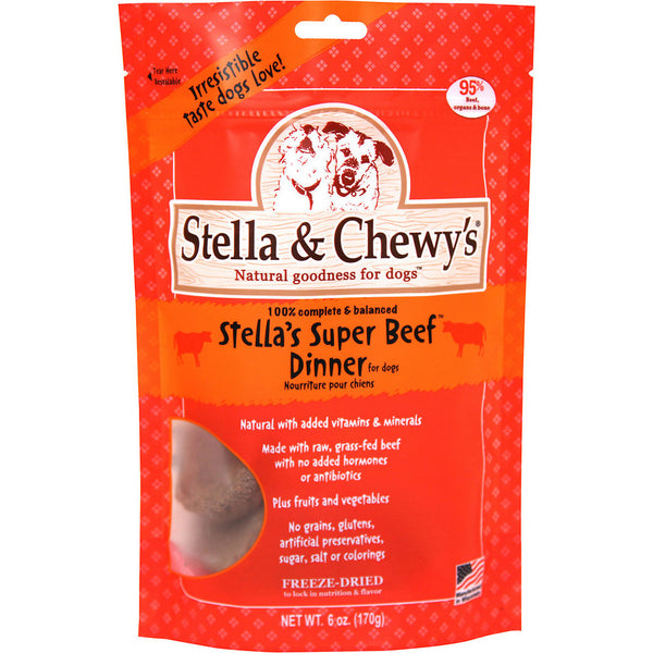 Stella & Chewy's Freeze-Dried Super Beef