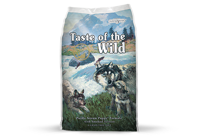 Taste of The Wild Puppy Pacific Steeam