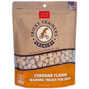 Cloud Star Crunchy Tricky Trainers Dog Treats: Cheddar