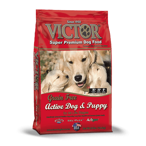 Victor Active Grain Free Puppy