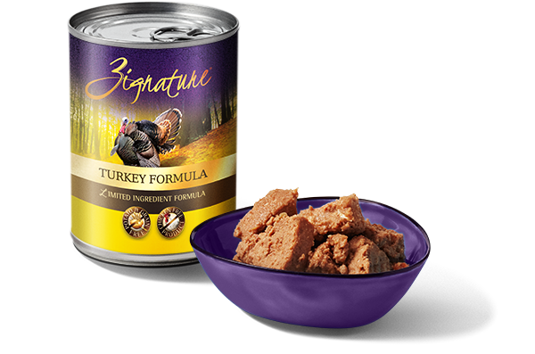 Zignature Turkey Formula Can Dog