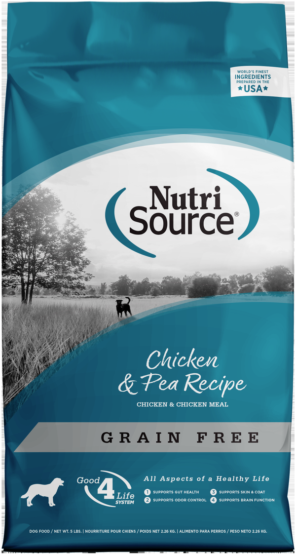 NutriSource Chicken Grain Free Formula