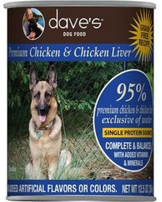 Dave's 95% Premium Meats™  Chicken Liver Recipe can
