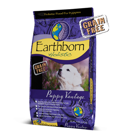 Earthborn Holistic® Puppy Vantage™ Dog Blend