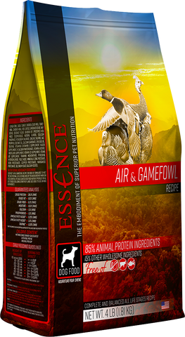 Essence® Air & Gamefowl Recipe-Dog