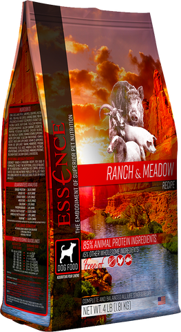 Essence Ranch & Meadow Dog