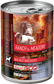 Essence® Ranch & Meadow Recipe-can dog