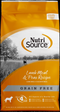 NutriSource Lamb Meal Grain Free Formula