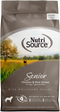 Nutrisource Senior Formula Chicken & Rice for dogs