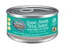 Nutrisource Great Northwest Select Grain Free Canned Cat Food