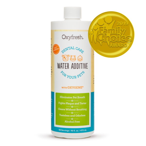 Oxyfresh Pet Oral Hygiene Solution