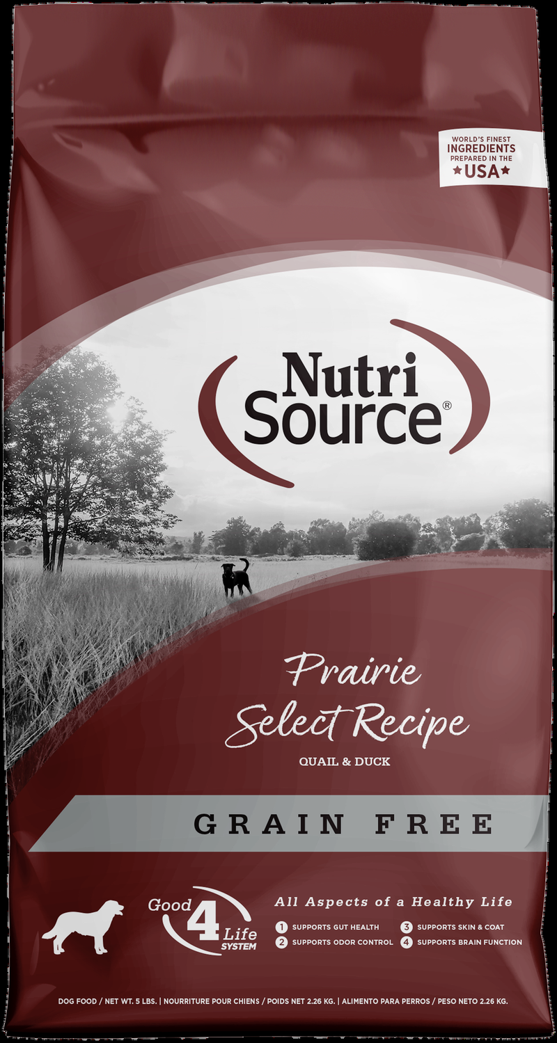 NutriSource® Prairie Select Grain Free