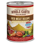 Whole Earth Farms Grain Free Red Meat Recipe