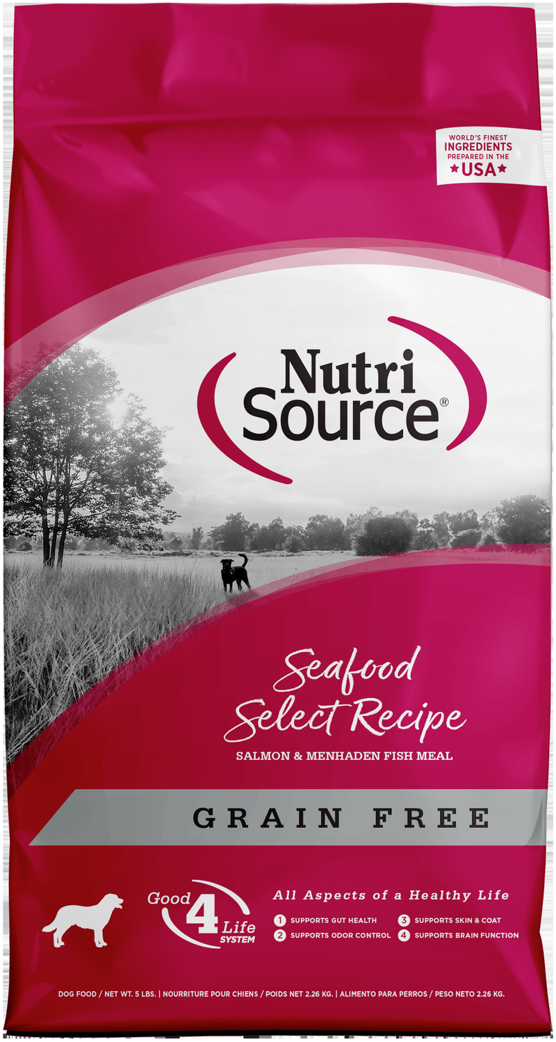 NutriSource® Seafood Select Grain Free